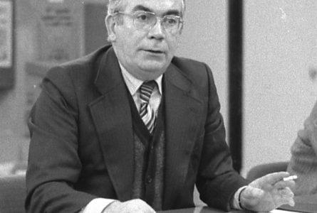 En hommage à Roger Tissot, maire de Grigny 1977 – 1992