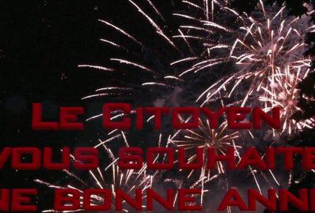 Bonne année citoyenne… et satirique !