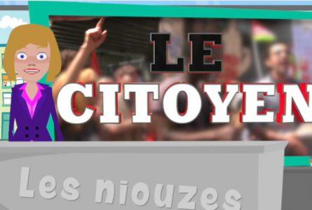 Le JT du Citoyen : des nouvelles fraîches en ce mois de mars printanier