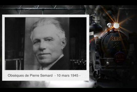 Grigny 69 : Hommage aux cheminots morts pour la France
