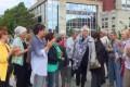 Annulation des élections : rassemblement à Vénissieux