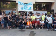 Mairie de Grigny : échec des négociations. La grève se poursuit